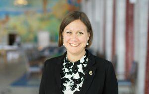 Byråd for byutvikling, Hanna Elise Marcussen