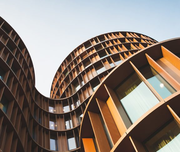 Moderne bygg