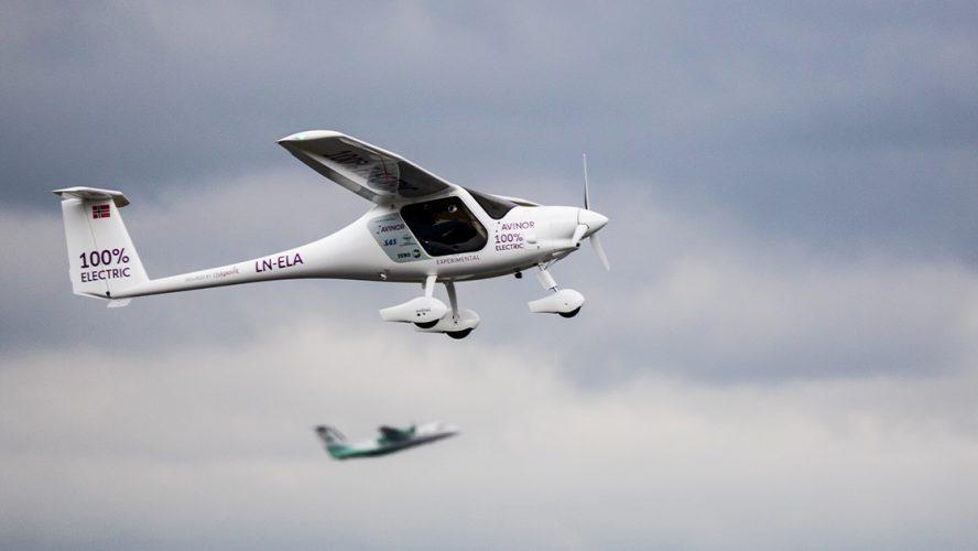 Elektrisk fly