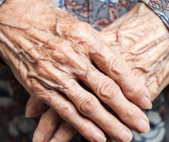 Gamle hender