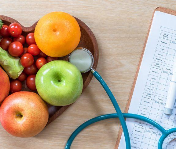 frukt og blodtrykksmåler diabetes