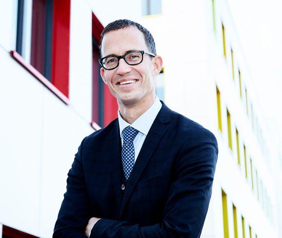 etil Widerberg, daglig leder i Oslo Cancer Cluster.