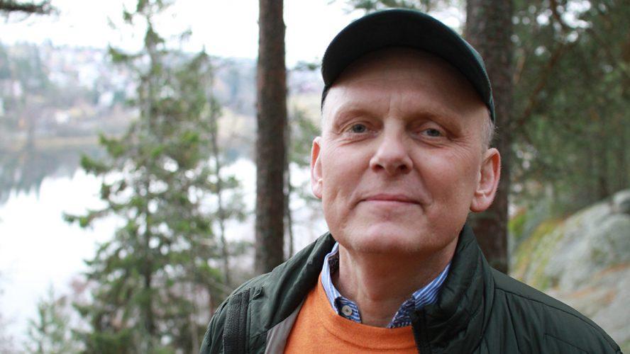 Kjetil Nerland har prostatakreft