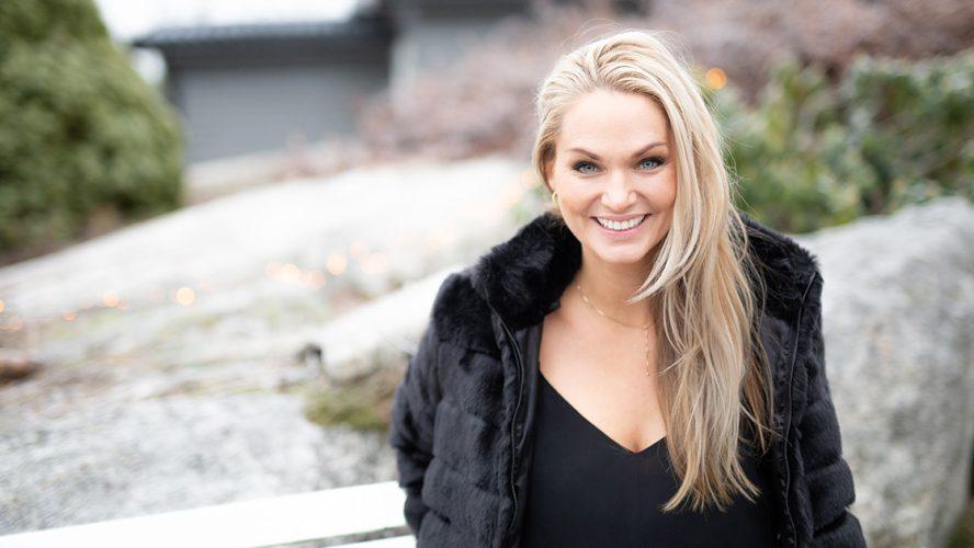 Bloggeren Komikerfrue Marna Haugen Burøe