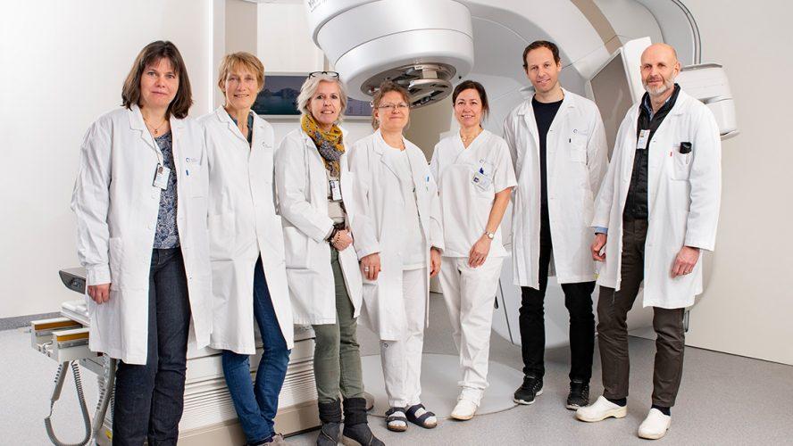 Kreftklinikken, OUS/ UiO