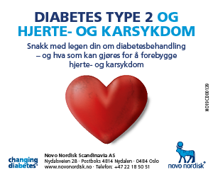 diabetes forstadier