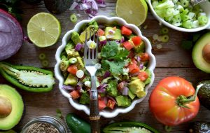 Grønnsakssalat