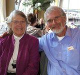 Arne Holte og kona
