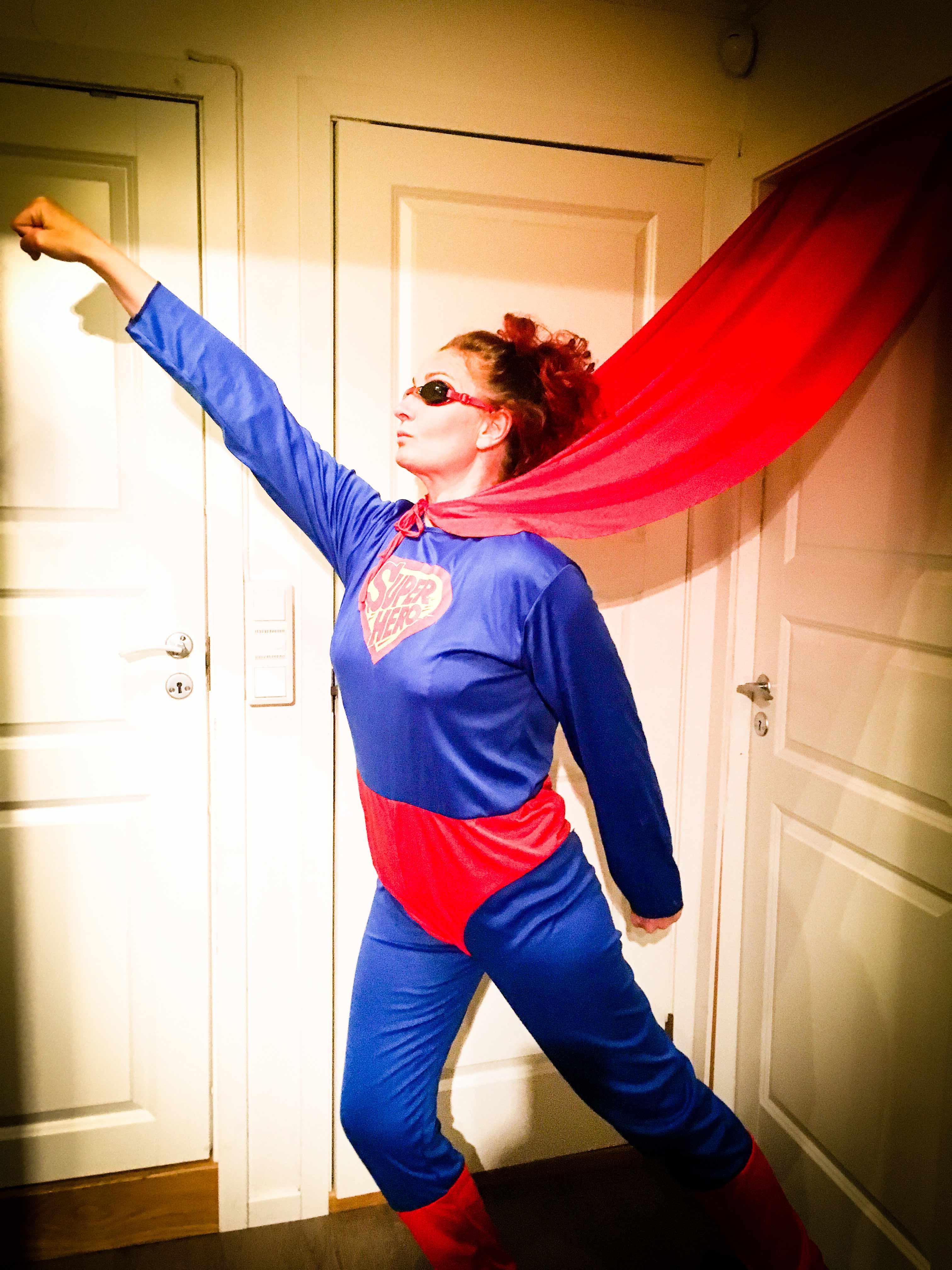 superkvinne