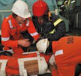 Førstehjelp ombord på båt