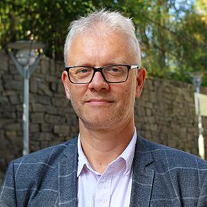 Nils Gunnar Kvamstø er marin dekan ved UiB