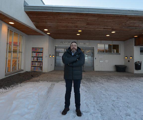 Ole Magnus Stensrud
