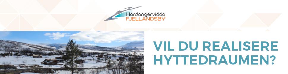 Hardangervidda Fjellandsby annonse