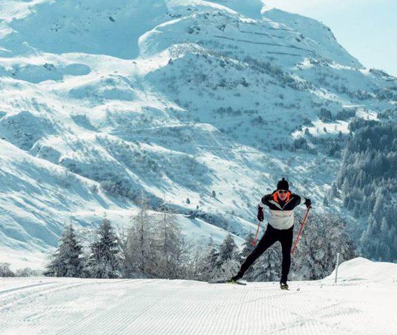Bjørn Dæhlie i skisporet