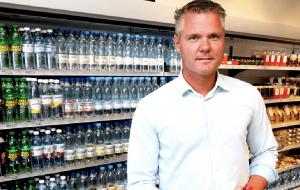 Morten Vedel snakker om sund aftensmad i 7-Eleven