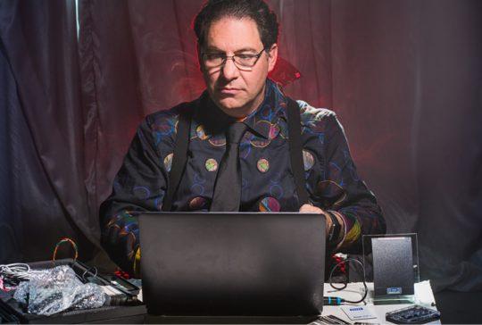 Hacker Kevin Mitnick