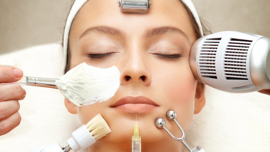 hautpflege, dermatologie