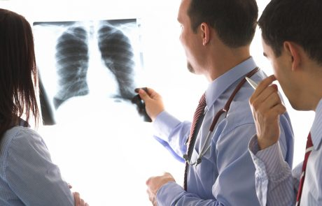 Young doctors consult over an x-rayCheck out other medical images from my portfolio: