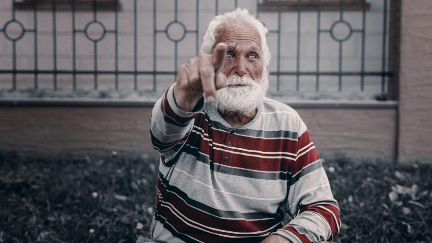 elderly ageing population