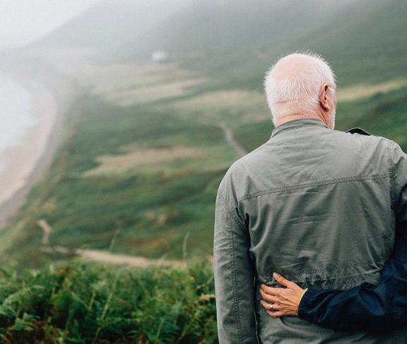 dementia alzheimer doctor patient wellbeing