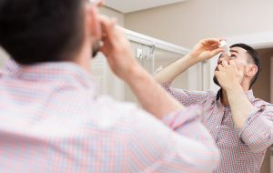 eye drops help painful dry eyes