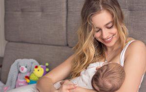 breast feeding new born