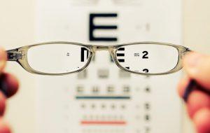 eye test eye health focus