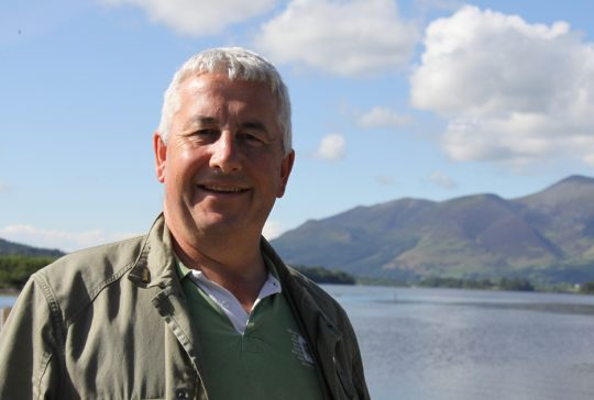 David Rose, Chair of Trustees, The Limbless Association