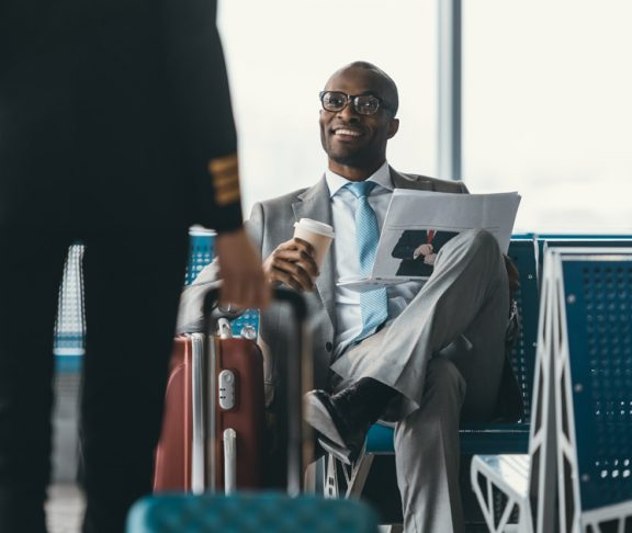 Business travel, business traveller, traveller wellbeing