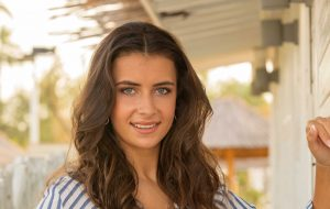 Elena Castro Suarez, Miss Belgique 2019.