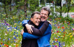 Frank Focketyn en Lucas Van den Eynde