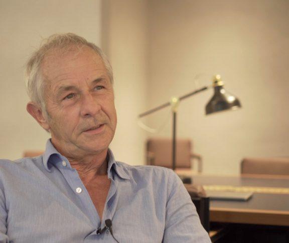 Jean-Pierre Vyncke van SeniorenNet.be