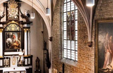 Antoon van Dyck, De liefdadigheid van Sint-Martinus, Sint Martinus Kerk, Zaventem.