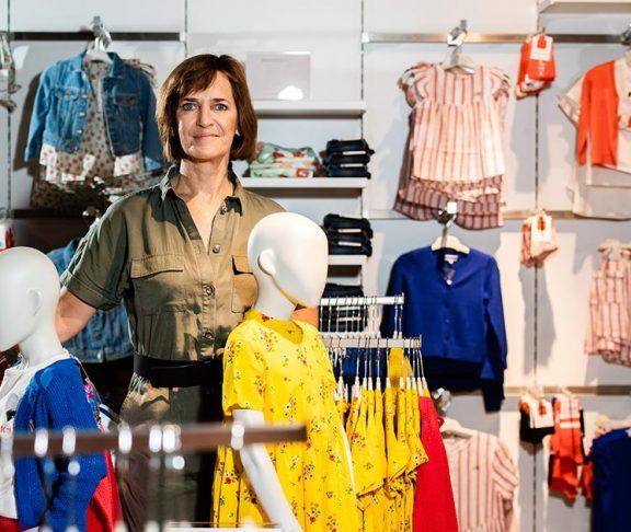 Ann Claes, CEO JBC.