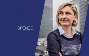 Hilde Crevits, Vlaams minister van Economie, Werk en Landbouw.