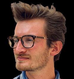 Evert Verreth, Eventorganisator en webdeveloper Herita