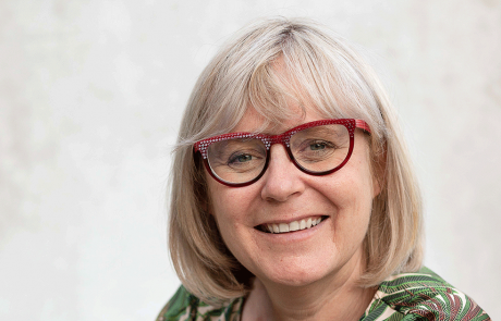 Diane Devriendt, algemeen directeur van Markant vzw.
