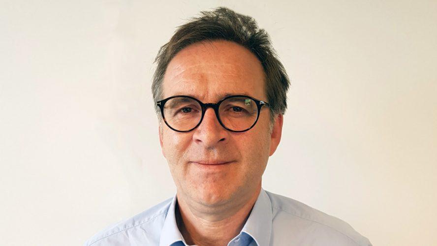 Philippe Vanrie, directeur de l'Association Internationale EUREKA.