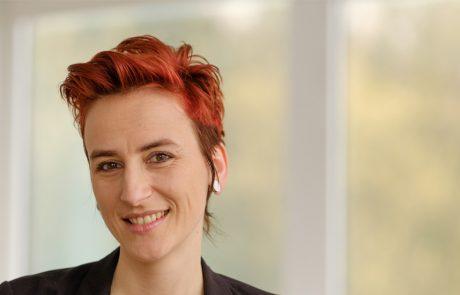 Tineke Van Hooland, présidente de Bio.be/essenscia.