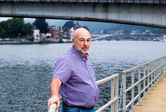 Dominique Langhendries, directeur de Respect Seniors.