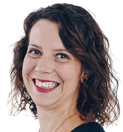 Anne-Sophie Prévost, responsable Veille, Développement et Partenariats Design Innovation