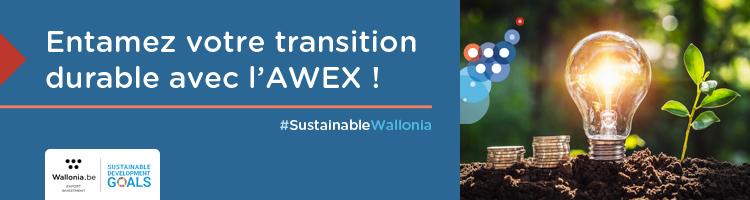 Sustainable Wallonia