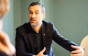 Antoine Lebrun, CEO de WWF-Belgium