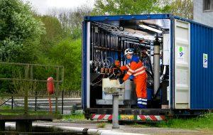 De Watergroep heeft al heel wat expertise uitgebouwd rond water op maat voor bedrijven.