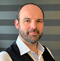 Laurent Schauvliege, Business Manager bij Pegus Digital.