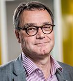 Hans Goossens, directeur-generaal De Watergroep.