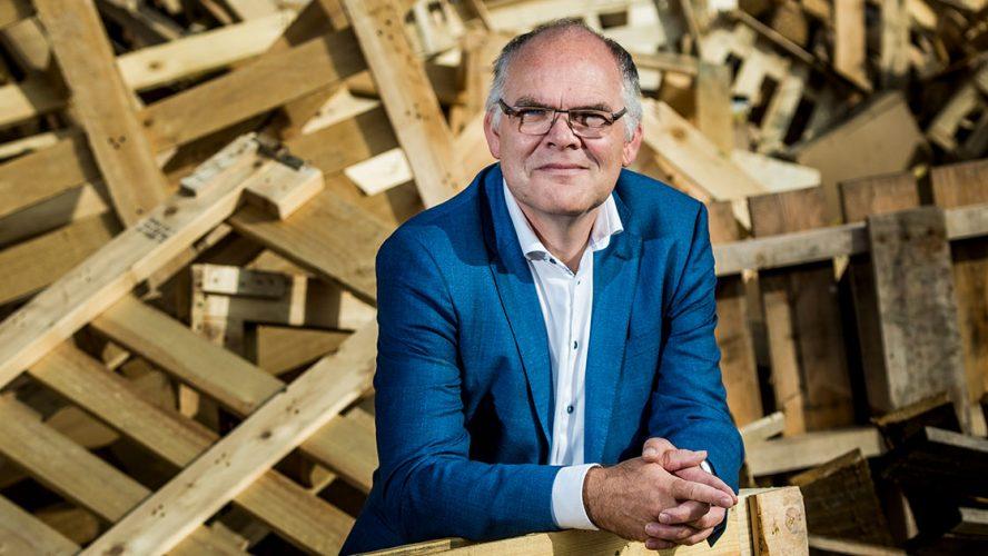 Francis Huysman, CEO van Valipac.