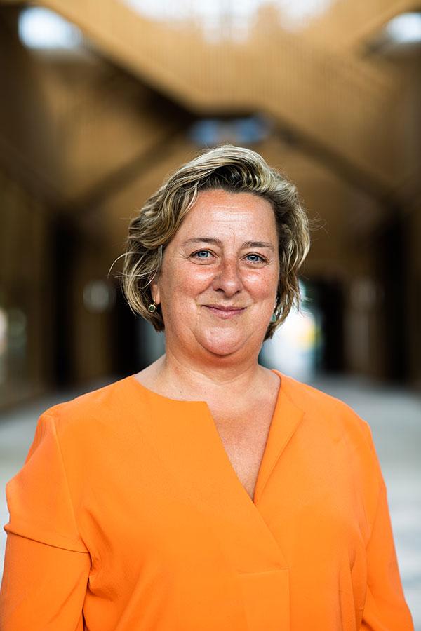 Mieck Vos, Kabinetschef Bart Somers, Vlaams minister voor Samenleven en Binnenlands Bestuur.