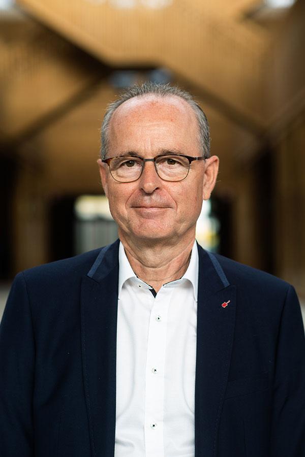 Rudy De Smedt, Senior Client Partner Public Sector Atos.