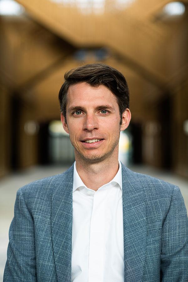 Wannes Verschueren, Public Sector Director KPMG.